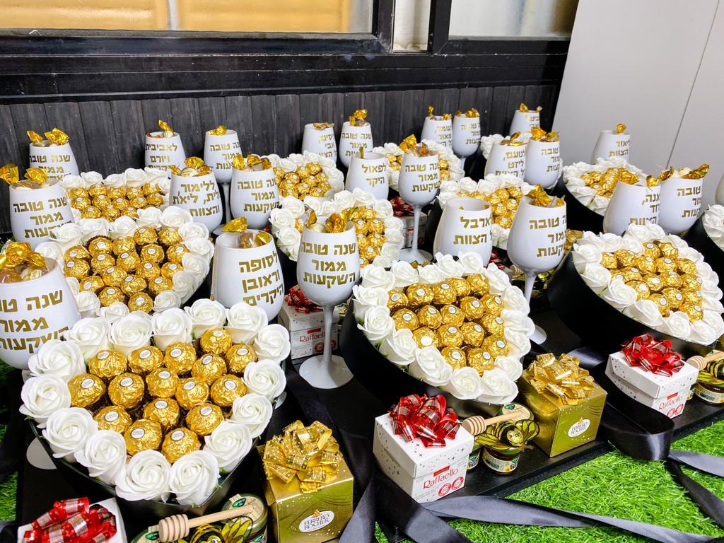מארזים לראש השנה/ מארזי חג לעובדים